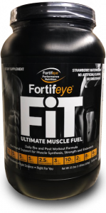 Fortifeye Fit Sports Nutritional Supplement